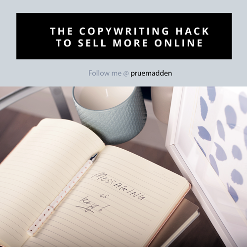 The Copywriting Hack to Sell More Online