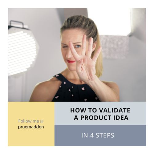 How to validate a product idea in 4 easy steps
